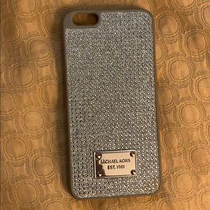 """🌷Michael Kors iPhone XR """"Bling"""" Case"""